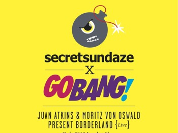 Secretsundaze X Go Bang!: Omar S + Portable + Floating Points + Giles Smith + James Priestley picture