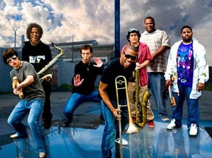 Trombone Shorty & Orleans Avenue artist photo