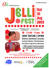 Flyer thumbnail for Jelli Fest