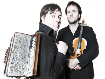 Hitchin Folk Club: Spiers & Boden picture