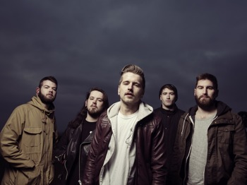 Bury Tomorrow + Feed The Rhino + Empress + Heart In Hand picture