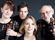 Fitzwilliam String Quartet artist photo