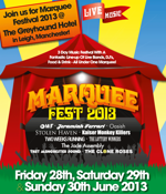Flyer thumbnail for Marquee Festival 2013