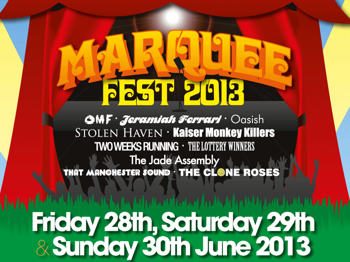 Marquee Festival 2013 picture