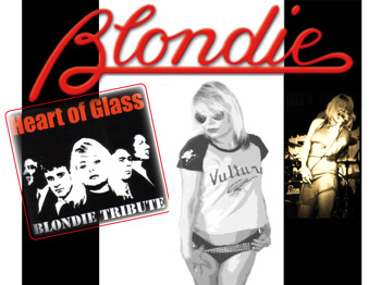 Blondie Tribute: Heart Of Glass picture