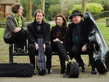 Cardiff Coffee Concerts: Dante Quartet picture