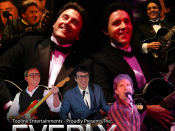 The Everly Brothers & Friends Tribute Show: The Temple Brothers Play Everly picture