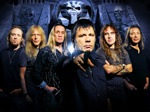 Iron Maiden artist photo