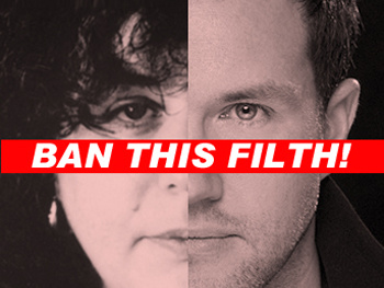 Ban This Filth!: Alan Bissett picture