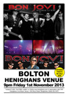 Flyer thumbnail for Bon Jovi Forever