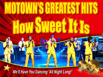 Motown's Greatest Hits - How Sweet It Is artist photo