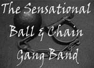 The Sensational Ball and Chain Gang Band artist photo