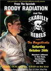 Flyer thumbnail for Roddy Radiation & The Skabilly Rebels