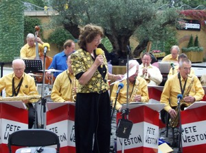Pete Weston Big Swing Band artist photo