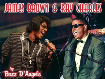James Brown & Ray Charles Tribute Show: Buzz D'Angelo picture