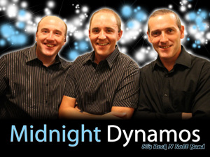 Midnight Dynamos artist photo