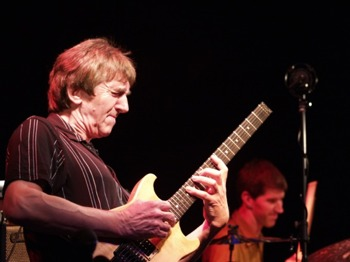 Allan Holdsworth Live At Trading Boundaries: Allan Holdsworth picture