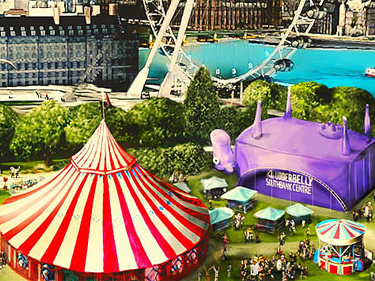 Udderbelly & London Wonderground venue photo