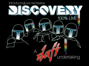 Introducing Recreate 'Discovery' Live: IntroducingLive picture