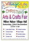 Flyer thumbnail for Christmas Arts & Crafts Fair