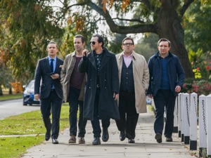 Film promo picture: The World's End