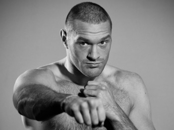 Tyson Fury, Kevin Johnson picture