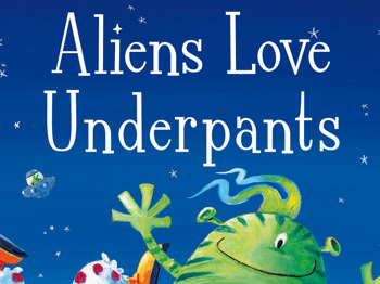 Aliens Love Underpants: Big Wooden Horse Theatre Company picture