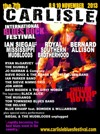 Flyer thumbnail for Carlisle Blues Rock Festival