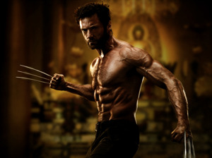 Film promo picture: The Wolverine