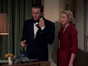 Film promo picture: Dial M For Murder
