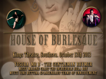 House Of Burlesque picture