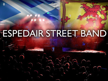 Espedair Street Band picture