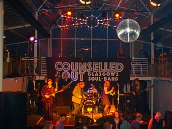 Counselled Out + The Ramblin' Sons + The Tracks picture