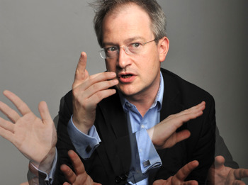 The Importance Of Being Interested: Robin Ince picture