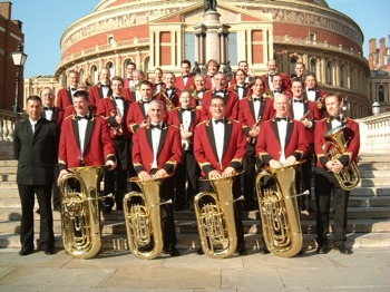 Last Night Of The Proms: Bournemouth Concert Brass picture