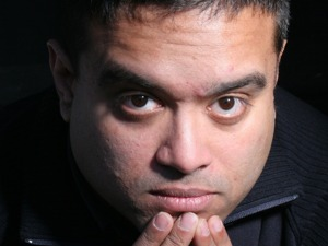 Paul Sinha artist photo