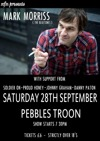 Flyer thumbnail for Mark Morriss (The Bluetones) + Johnny Graham + Proud Honey + Danny Paton