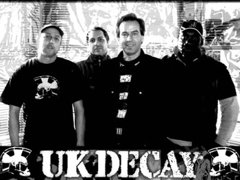 Flag Promotions Present: UK Decay picture
