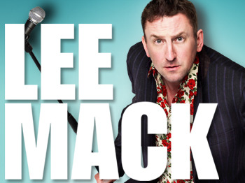 Going Out: Lee Mack picture