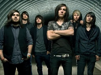 The Word Alive + The Color Morale + Like Moths To Flames + Oceans Ate Alaska picture