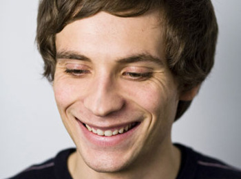 Milk The Laughs': Daniel Simonsen, Mae Martin, Alfie Brown, Patrick Turpin, Jack Barry picture