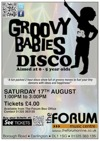 Flyer thumbnail for Groovy Babies