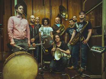 HighTide Festival: Hackney Colliery Band picture