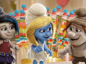 Film promo picture: The Smurfs 2