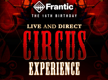 Frantic 16th Birthday picture