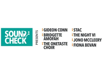 Sound:Check Live At St John's: Alice Russell + Gideon Conn + Bridgette Amofah + Stac + One Taste Choir + Jono McCleery + The Night VI + Fiona Bevan picture