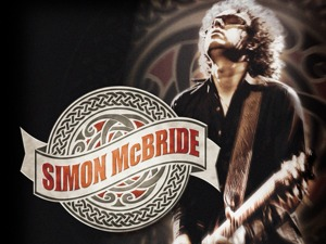 Simon McBride artist photo