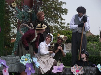 The Wind In The Willows: Chapterhouse Theatre Company picture