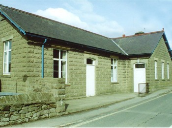 Reeth Memorial Hall venue photo