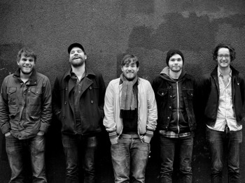 Frightened Rabbit + Wintersleep + Washington Irving picture